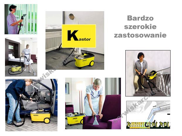 Karcher Puzzi 100. PUZZI 100 COMMERCIAL SUPER